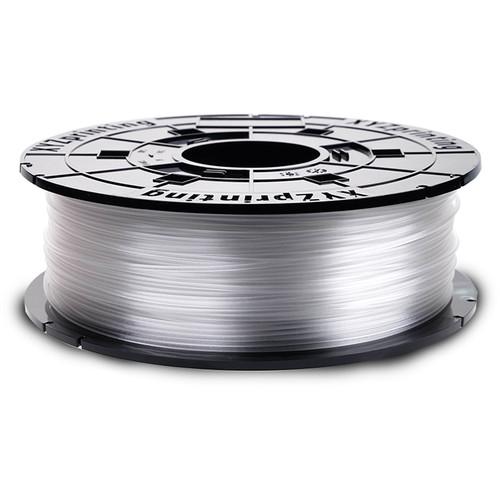 XYZprinting 1.75mm PLA Filament for da Vinci Color 3D Printer (600 g, White)
