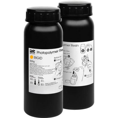 XYZprinting Rigid Resin (Clear, 2-Pack)