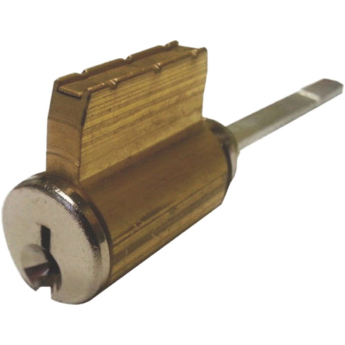 Yale SC1 5-Pin Replacement Cylinder for Yale Real Living Deadbolt (Polished Brass, Keyed Alike)