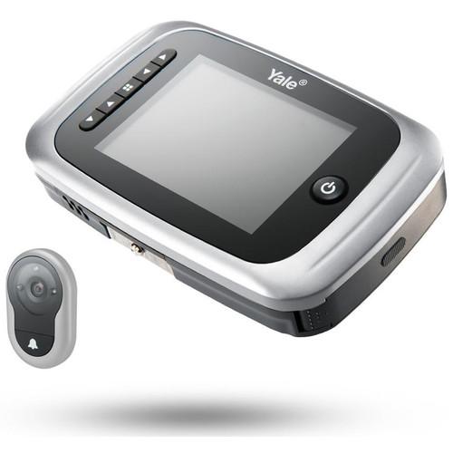 Yale Real Living Premium Digital Door Viewer (Silver)