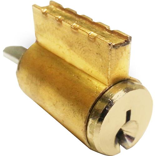 Yale Kwikset Lever Cylinder (Polished Brass)