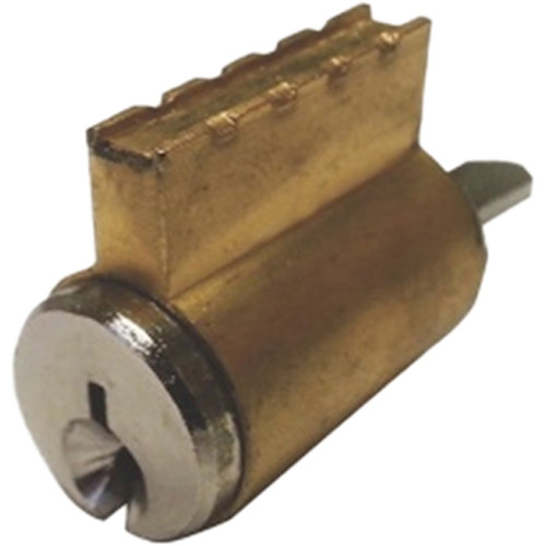 Yale Replacement Schlage-Style Cylinder for Yale Lever Locks (Brass)