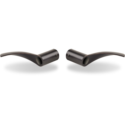 Yale Marina Snap-On Replacement Lever (Oil-Rubbed Bronze, Permanent, Pair)
