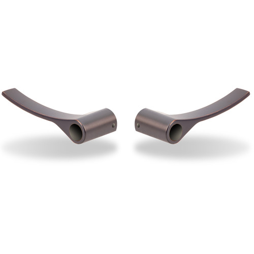 Yale Academy Snap-On Replacement Lever (Oil-Rubbed Bronze, Permanent, Pair)