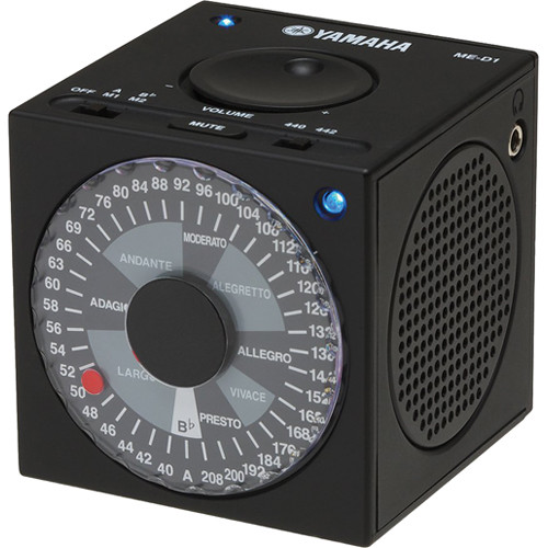 Yamaha ME-D1 Digital Quartz Cube Metronome