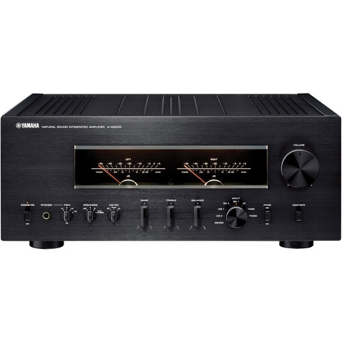 Yamaha A-S3000 Integrated Amplifier (Black)