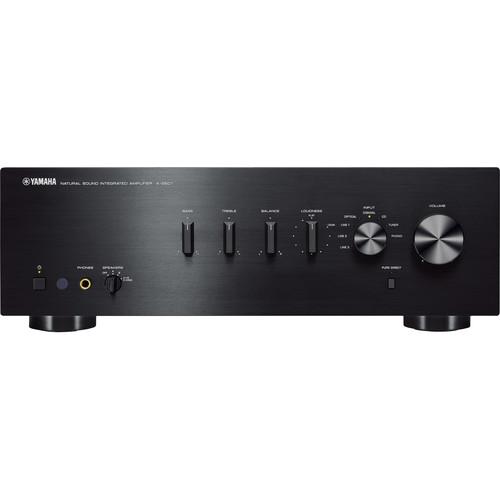 Yamaha A-S501 Integrated Amplifier (Black)