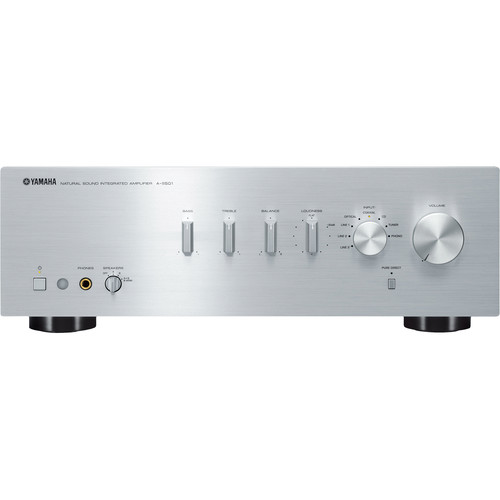 Yamaha A-S501 Integrated Amplifier (Silver)