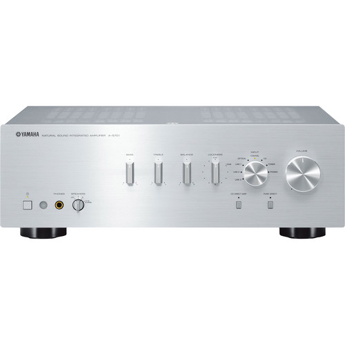 Yamaha A-S701 Integrated Amplifier (Silver)