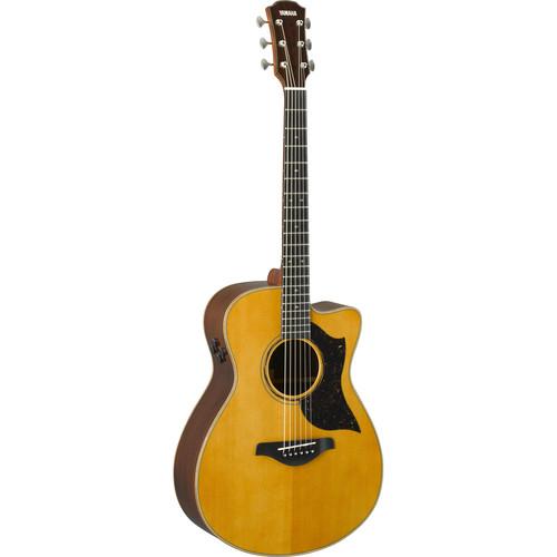 Yamaha AC5R Concert Cutaway Acoustic/Electric Guitar (Rosewood)