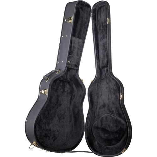 Yamaha Hard Case for Yamaha F, FG, FX, FGX, FJX, CPX, A1, LL, and LJ Guitars
