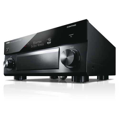 Yamaha AVENTAGE RX-A3060BL 11.2-Channel Network A/V Receiver