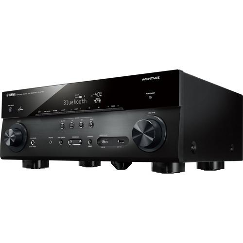 Yamaha RX-A750 7.2-Ch 4K Network AV Receiver