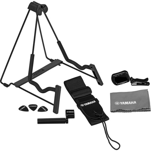 Yamaha Ax Pack Accessory Kit for Electric and Acoustic Guitar