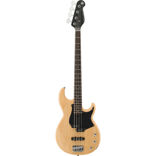 Yamaha BB234 BB Series Electric Bass (Yellow Natural Satin)