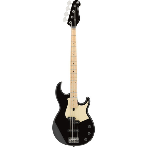 Yamaha BB434M 4-String Bass Guitar with Maple Neck (Black)