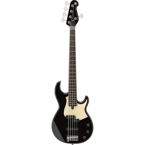 Yamaha BB435 BB Series 5-String Electric Bass (Black)