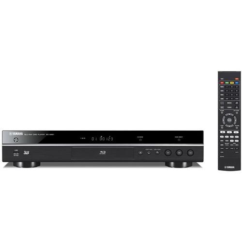 Yamaha BD-S681 4K Upscaling Wi-Fi and 3D Blu-ray Disc Player (Black)