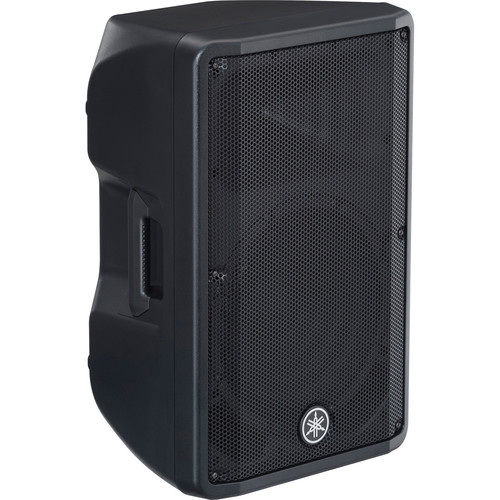 "Yamaha CBR12 2-Way Passive Bass Reflex Speaker With 12"" Woofer"