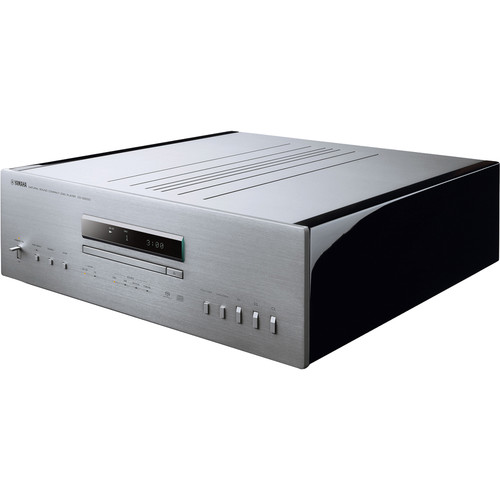 Yamaha CD-S3000 Natural Sound CD Player (Silver)
