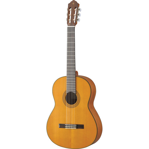 Yamaha CG122MCH Nylon-String Classical Guitar