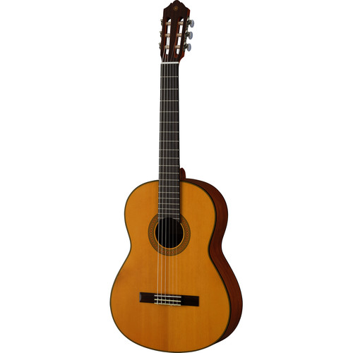 Yamaha CG122MSH Nylon-String Classical Guitar