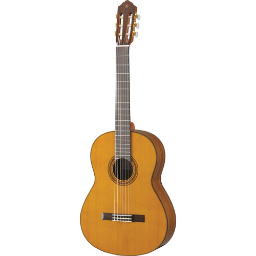 Yamaha CG162C Nylon-String Classical Guitar (Solid Cedar Top)