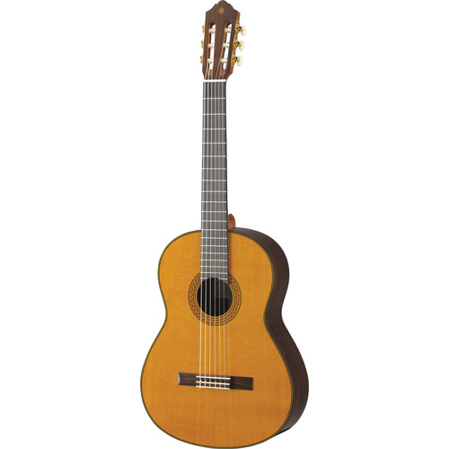 Yamaha CG192C Nylon-String Classical Guitar (Cedar Top)