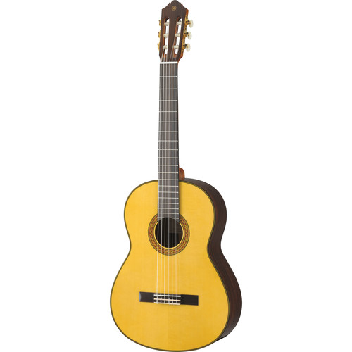 Yamaha CG192S Nylon-String Classical Guitar (Spruce Top)