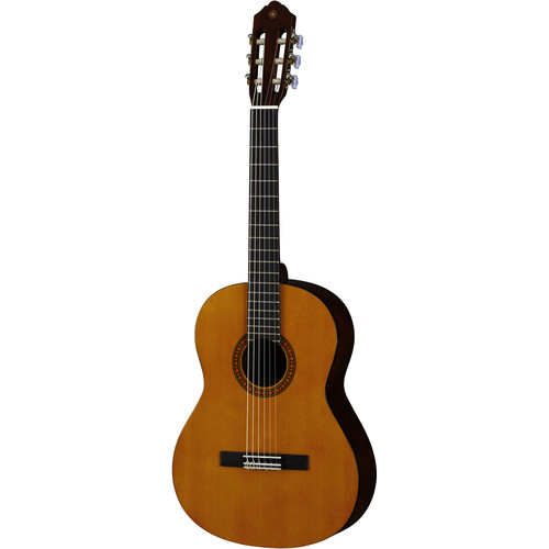 Yamaha CS40II Compact Nylon-String Classical Guitar