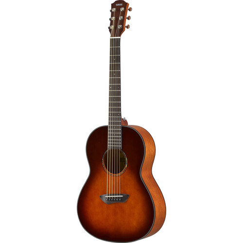 Yamaha CSF1M Compact Parlor Size Folk Guitar Tobacco Brown Sunburst
