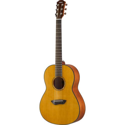 Yamaha CSF1M Compact Parlor Size Folk Guitar Vintage Natural