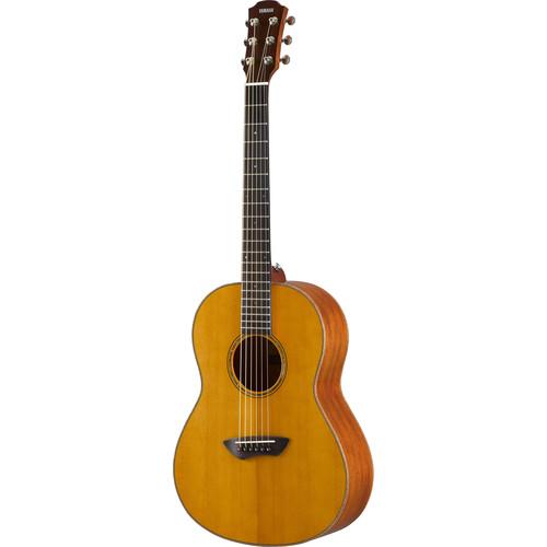 Yamaha CSF3M Compact Parlor Size Folk Guitar Vintage Natural