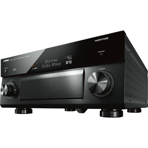 Yamaha AVENTAGE CX-A5100 11.2-Channel A/V Preamplifier (Black)