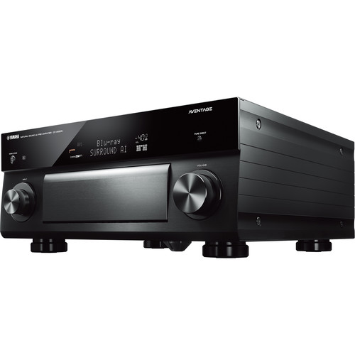 Yamaha AVENTAGE CX-A5200 11.2-Channel MusicCast Preamplifier
