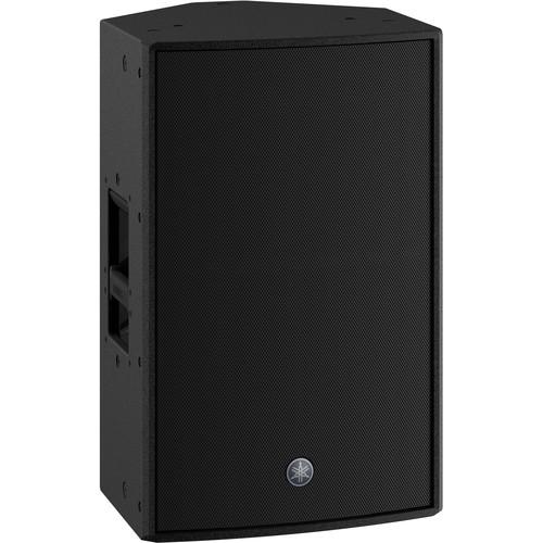 "Yamaha CZR12 800W 2-Way 12"" Passive Loudspeaker (Black)"