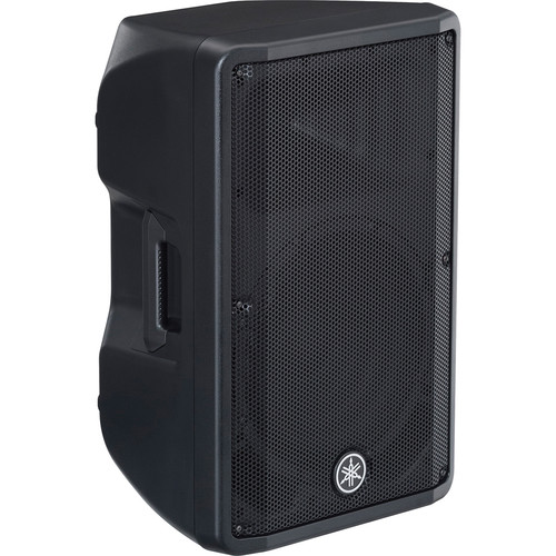 "Yamaha DBR12- 12"" 2-Way Powered Loudspeaker"