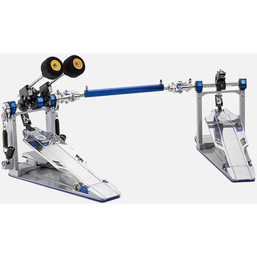 Yamaha DFP9CL Double-Foot Double-Chain Drive Kick Pedal for Drums (Left-Footed Orientation)
