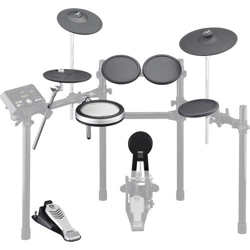 Yamaha Electronic Drum and Cymbal Pad Set for the DTX522K Kit