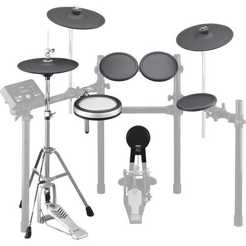 Yamaha Electronic Drum and Cymbal Pad Set for the DTX532K Kit