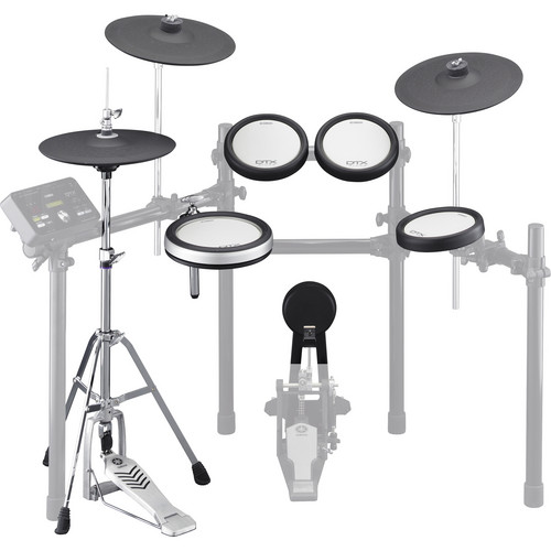 Yamaha Electronic Drum and Cymbal Pad Set for the DTX562K Kit