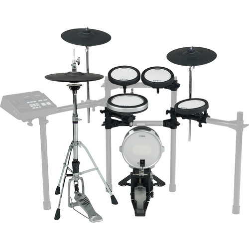 Yamaha Cymbal and Drum Pad Set for the DTX720K