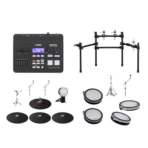 Yamaha DTX760K Electronic Drum Set Kit