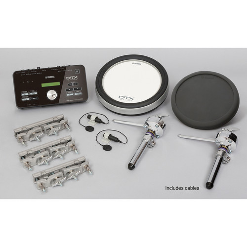Yamaha DTXHP587 Hybrid Drum Pack