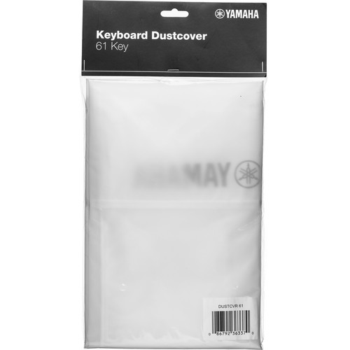 Yamaha Dust Cover for 61-Key Keyboards and Digital Pianos