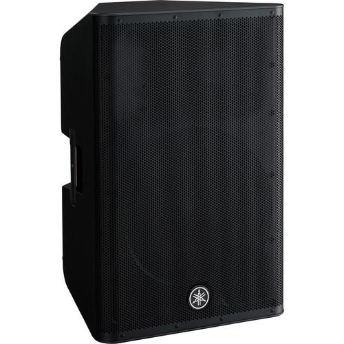 "Yamaha DXR15mkII 15"" 1100W 2-Way Active Loudspeaker"