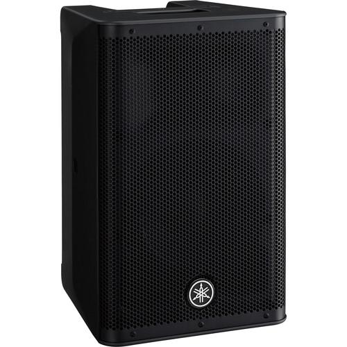 "Yamaha DXR8mkII 8"" 1100W 2-Way Active Loudspeaker"