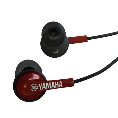 Yamaha EPH-C200 In-Ear Headphones (Brown)