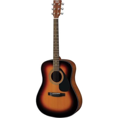 Yamaha Yamaha F325D Acoustic Guitar (Tobacco Sunburst)