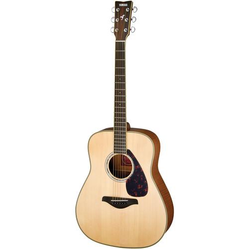 Yamaha FG740 SFM Dreadnought Acoustic Guitar (Natural)